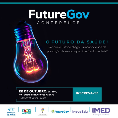 FutureGov Conferences: O futuro da saúde